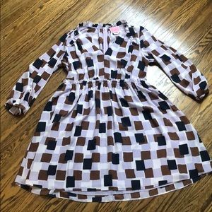 Kate Spade Geometric Dress